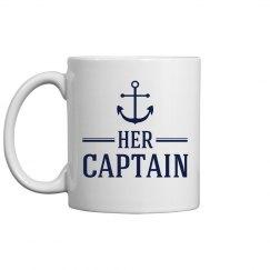 Her Captain Mermaid Wedding Gift
