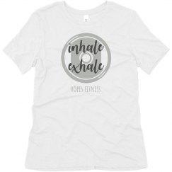 Ladies Inhale Exhale