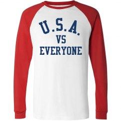 USA Versus Everyone