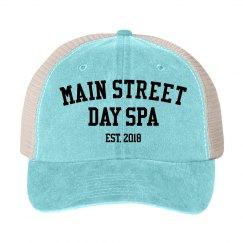 Main Street EST 2018 Snapback Trucker Hat