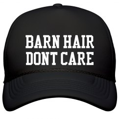 Barn Hair Dont Care