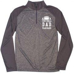 Custom Athleisure FootBall Dad