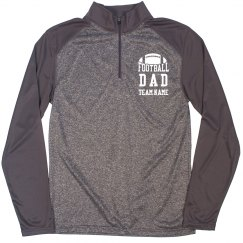 Custom Athleisure FootBall Dad
