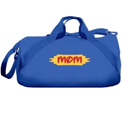 Best Mom Ever Duffel Bag