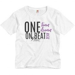 ON BEAT 2018 Team Shirt