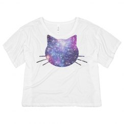 Far Out Galaxy Cat