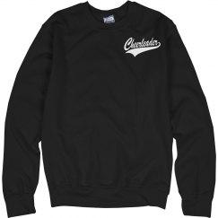 black club jumper