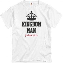 Kingdom Man T-shirts