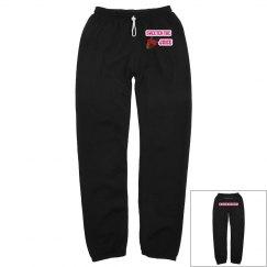 Berry(sweatpants pink)