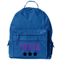 Theta book bag