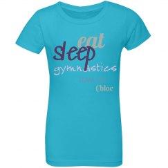 Eat, Sleep, Gymnastics bl