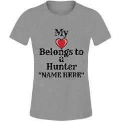 my heart belongs to....