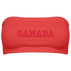 CANADA Outline Bandeau