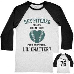 Hey Pitcher Softball