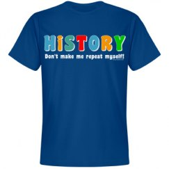 Colorful Repeat History