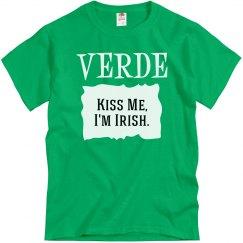 Irish Verde