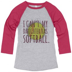 Softball Mom Relax Fit