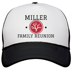 Create Your Own Reunion Hat