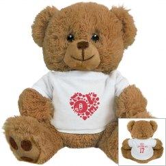 LOVEGONEWILD- Lion - Red
