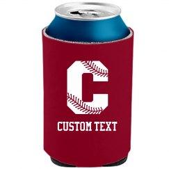Custom Baseball Letter