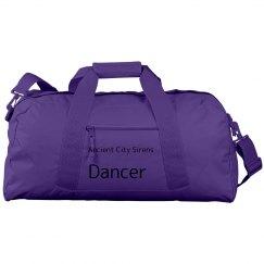 Sirens Large Duffle Bag
