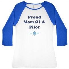 Proud Pilot Mom