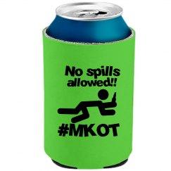 #MKOT Beer koozie