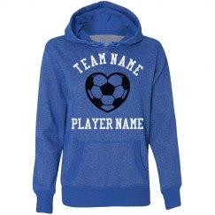 Sparkle Soccer Fan