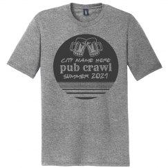 Custom Pub Crawl