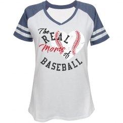Real moms of Baseball