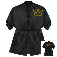 Crown Robe