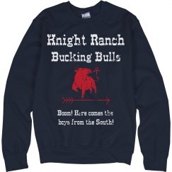 Knight Ranch Bucking Bulls, Men