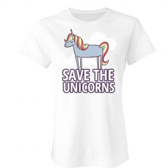 Unicorns Need Saving