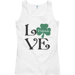 Love With Shamrock