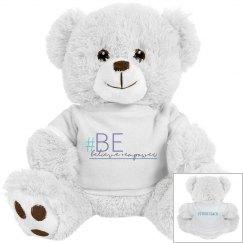 Future Coach (blue) Teddy Bear