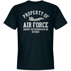 Retired from Air Force