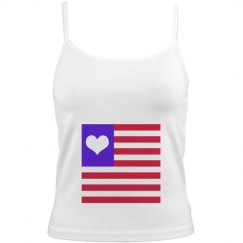 Love American Ladies Camisole