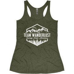Team Wanderlust Shirt