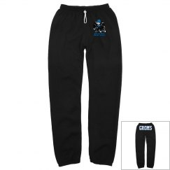 Groms sweatpants with Groms Bum