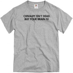 Chivalry Gray T-Shirt