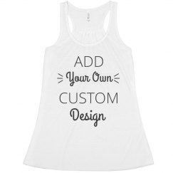Customize and Add Your Own Design