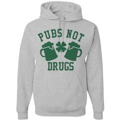 Funny St Pattys Drinking Hoodie