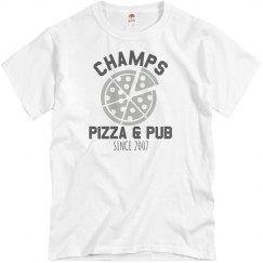 Champs 1 - Grey & Grey