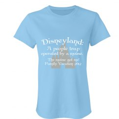 Disneyland: People Trap