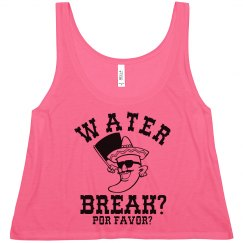 Marching Band Water Break Please???