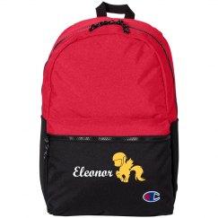 Custom Horse Bag