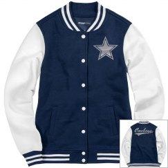 Cowboys women's jacket 2.