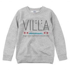 Kids Villa Chicago Skyline Sweatshirt