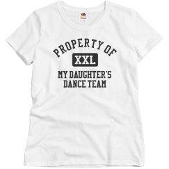 Propery Of Dance Team