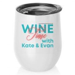 Wine Time Tumbler